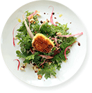 Steir. Backhendlsalat